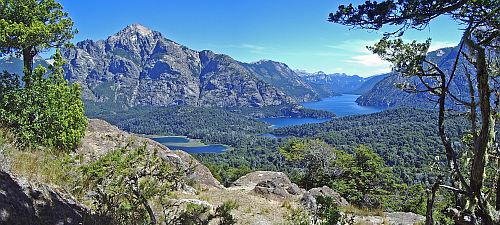 Short walks in Bariloche